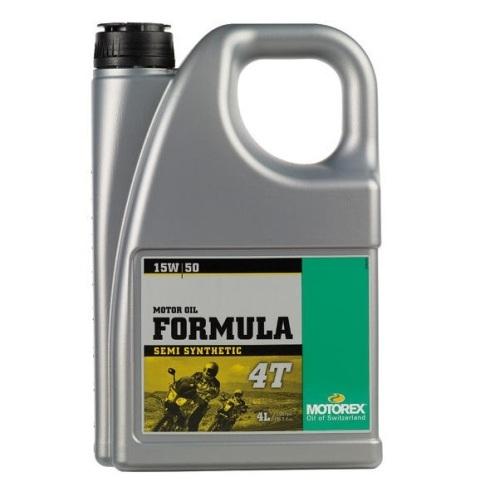 Ulei moto Formula 4T 15W50 4L, Motorex [0]