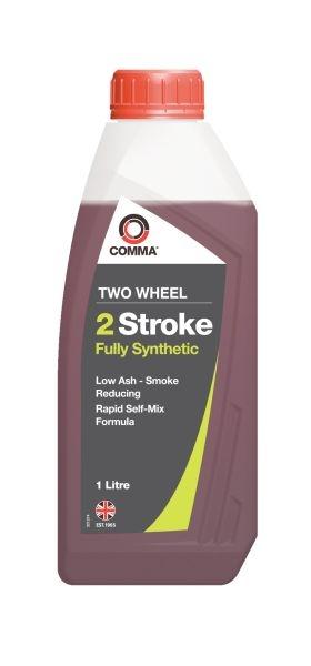 Ulei moto full sintetic Comma Two Wheel 2 ST 1 litru 0