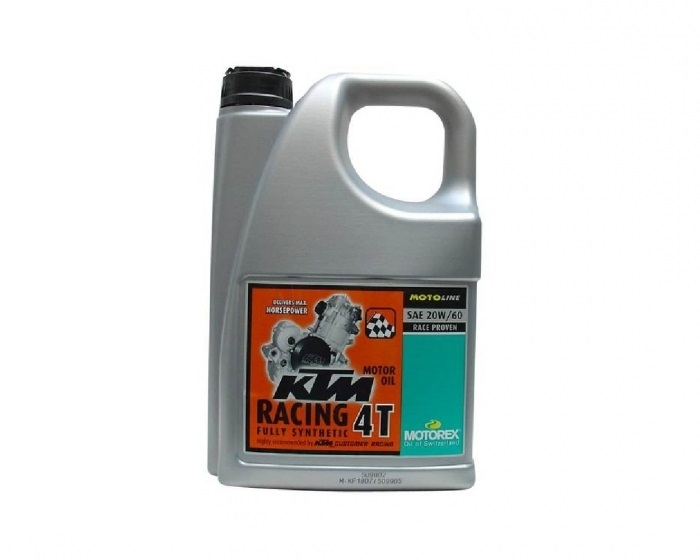Ulei moto KTM Racing 20W60 4L Motorex [0]