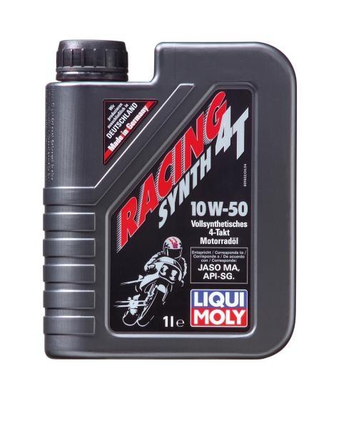 Ulei moto Liqui Moly HD Racing 4T 10W50 1 litru 0