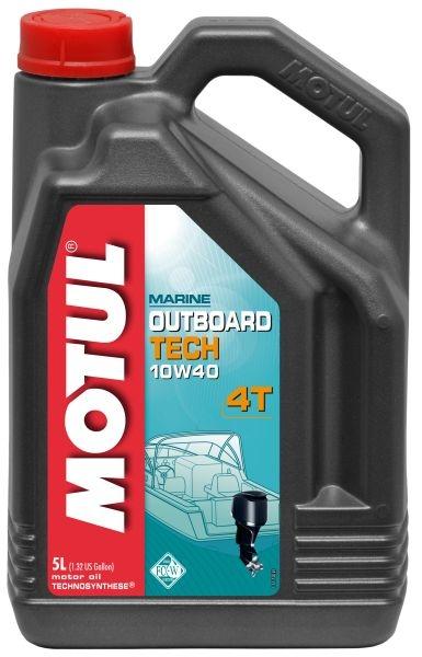 Ulei moto Motul OUTBOARD TECH 4T 10W405L 0