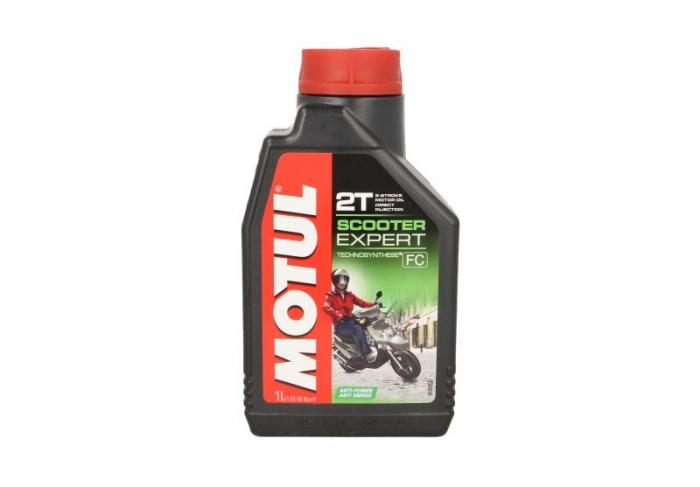 Ulei moto Motul Scooter Expert 2T, 1 litru 0
