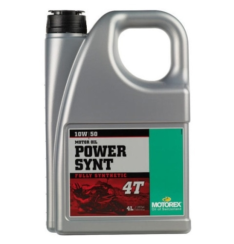 Ulei moto Power Synt 4T 10W50 4L, Motorex 0