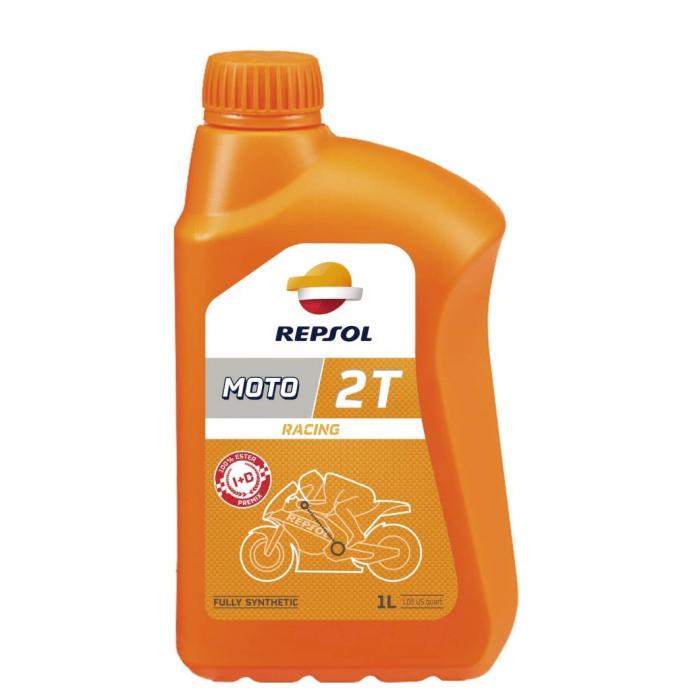 Ulei moto Racing 2T 1L, Repsol 0