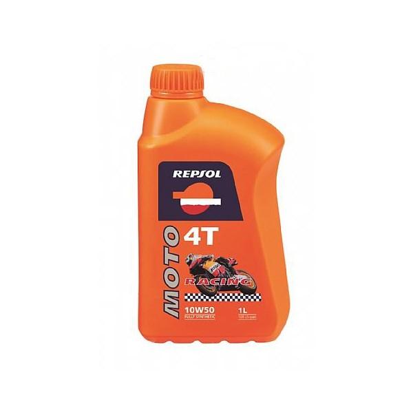 Ulei moto Racing 4T 10W50 1lL, Repsol [0]