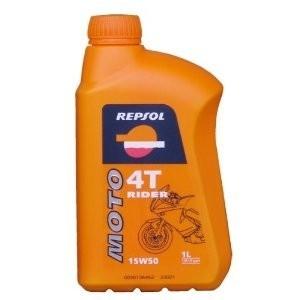 Ulei moto Rider 4T 15W50 1L, Repsol [0]