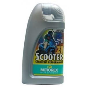 Ulei moto Scooter 2T 1L, Motorex 0