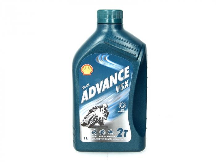 Ulei moto Shell Advance VSX 2T 1 litru 0