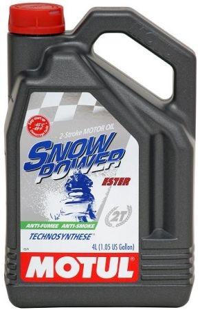 Ulei moto Snowpower 2T AS 4L, Motul [0]