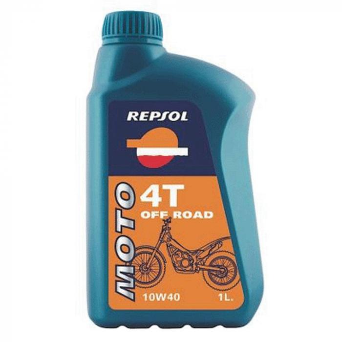 Ulei Repsol, Moto Off Road 4T, 10W40, 1L [0]
