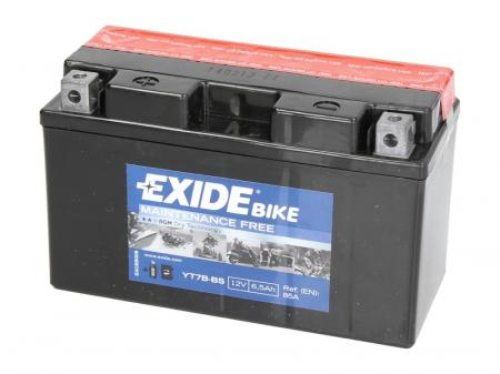 Baterie moto EXIDE 10Ah YT12B-BS