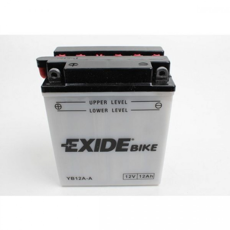 Baterie moto EXIDE 12Ah YB12A-A