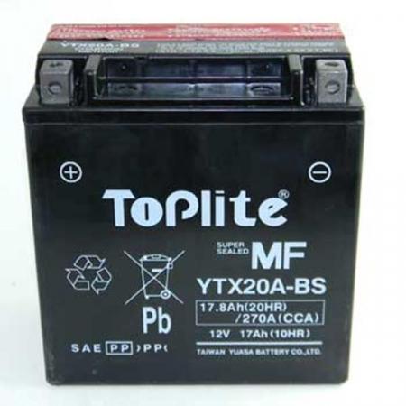 Baterie Moto fara intretinere 12V 17Ah L 150 l 87 H 161