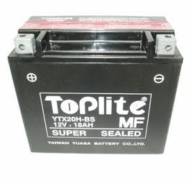 Baterie Moto fara intretinere 12V 18Ah 270A 175/87/155