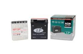 Baterie Moto fara intretinere 12V 18Ah L 175 l 85 H 155