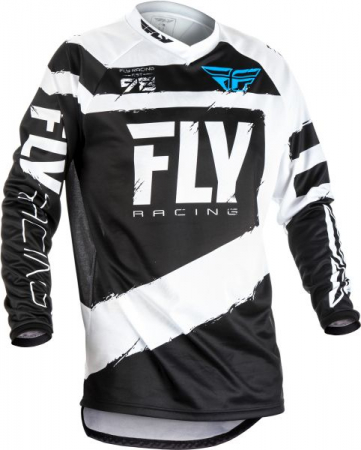 Bluza off-road FLY RACING F-16 culoare negru, marime M