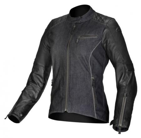 Geaca piele/textil ALPINESTARS RENEE culoare negru, marime 42