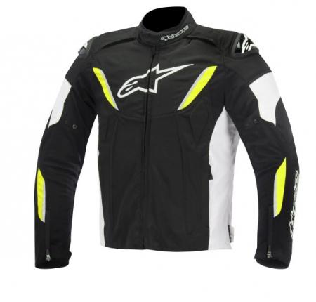Geaca textil ALPINESTARS T-GP R culoare negru/fluorescent/alb/galben, marime 3XL
