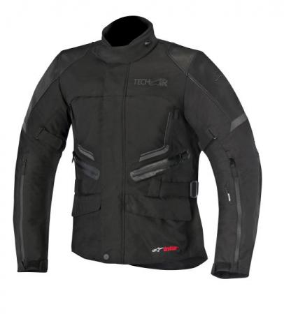 Geaca textil ALPINESTARS VALPARAISO TECH-AIR culoare negru, marime M