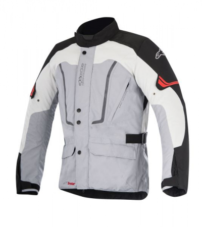 Geaca textil ALPINESTARS VENCE DRYSTAR culoare negru/gri, marime L