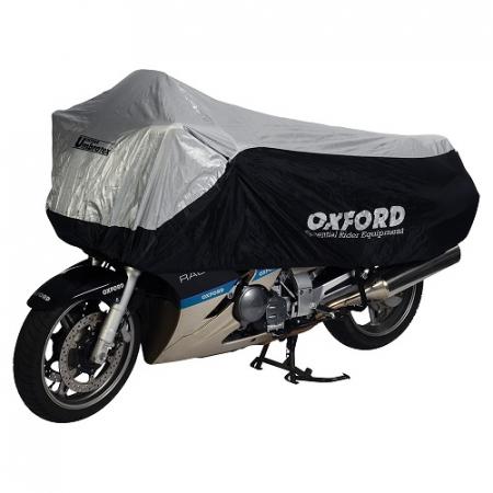 Husa protectie motocicleta OXFORD UMBRATEX CV1 culoare argintiu, marime M - rezistenta la apa