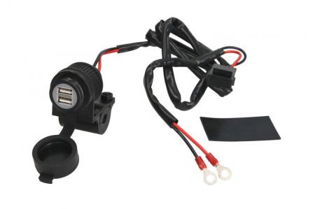 Incarcator USB Oxford Port Dual Weatherproof (5V 2Amp)