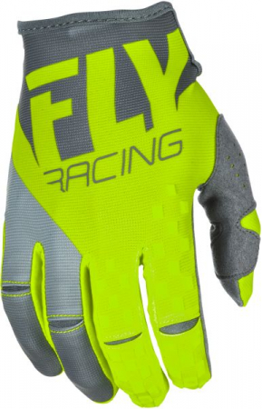 Manusi cross/enduro FLY RACING KINETIC culoare verde, marime 7 - XS