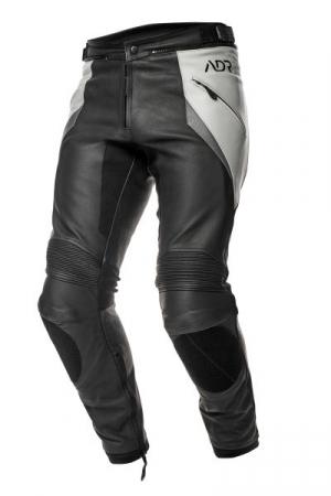 Pantaloni sport ADRENALINE SYMETRIC culoare negru/gri, marime 2XL