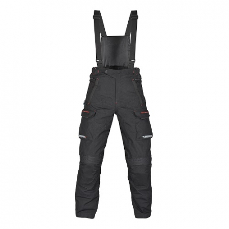 Pantaloni turism OXFORD CONTINENTAL 2.0 SHORT culoare negru, marime 4XL