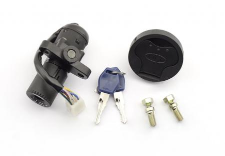 Set butuc cu chei pornire, combustibi, KTM 640,Vicma