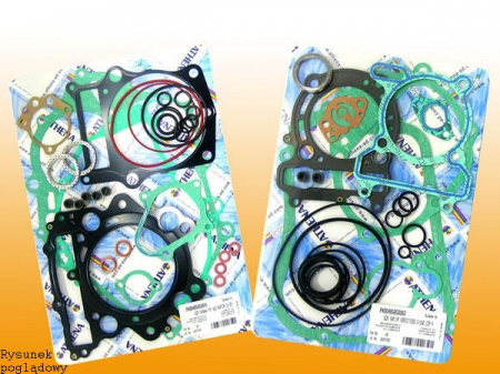 Set garnituri motor KTM EGS, EXC, SX 125 dupa 1994