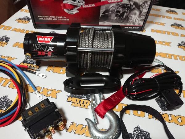 Troliu WARN VRX 35-S 0