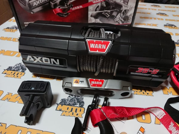 Troliu WARN AXON 35-S 3
