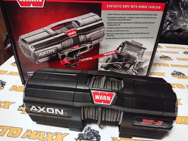 Troliu WARN AXON 35-S 4