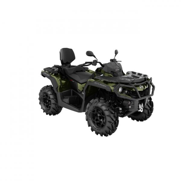 Outlander MAX XU+ 650T 2021 0