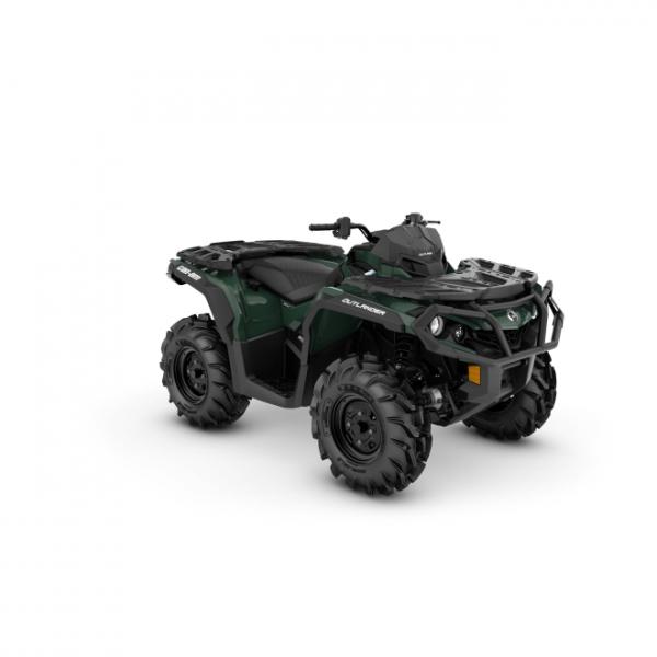 Outlander XU 650 INT 2021 0