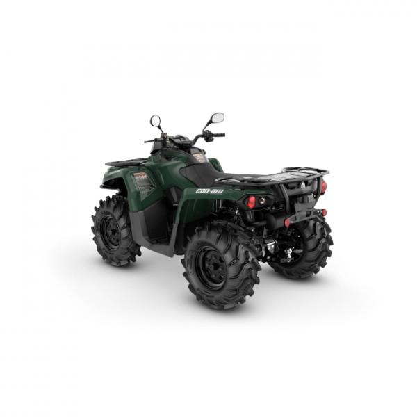 Outlander XU 450T 2021 1