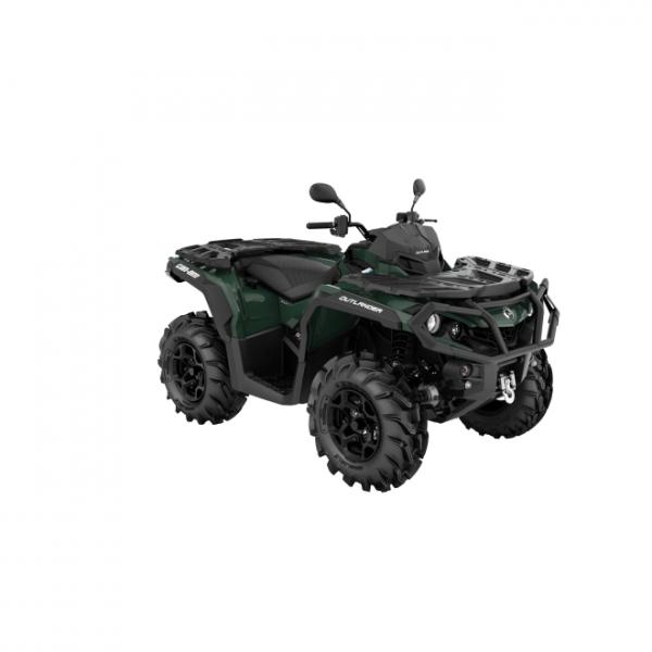Outlander XU+ 650 T 2021 0