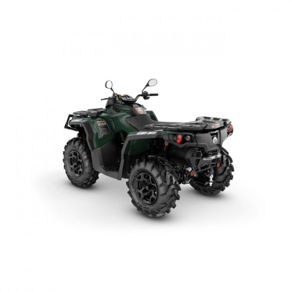 Outlander XU+ 650 T 2021 1