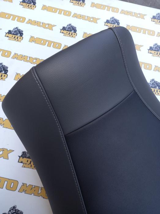 Material șa Outlander G1 negru-gri [2]