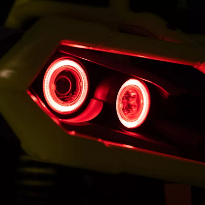 Angel Eyes Roșu Neutrino 2 Led [0]