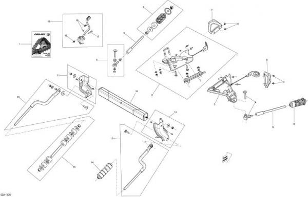 Kit Montare Senile Apache 360/360 LT 5