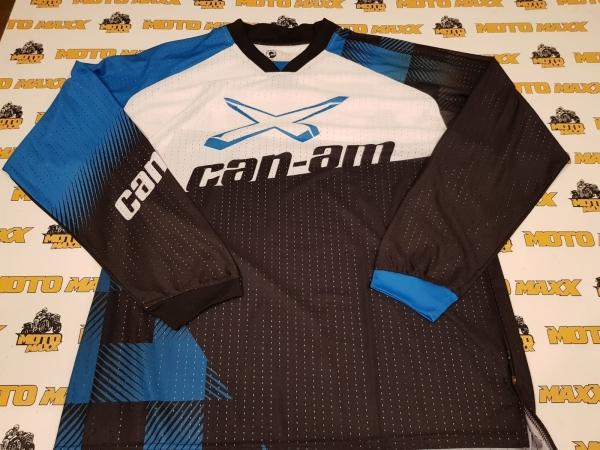 Tricou X - Blue 3