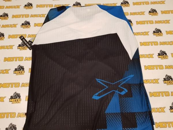 Tricou X - Blue 2