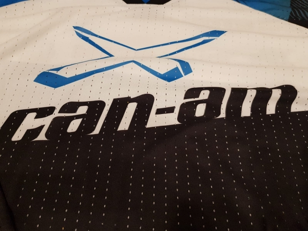 Tricou X - Blue 4