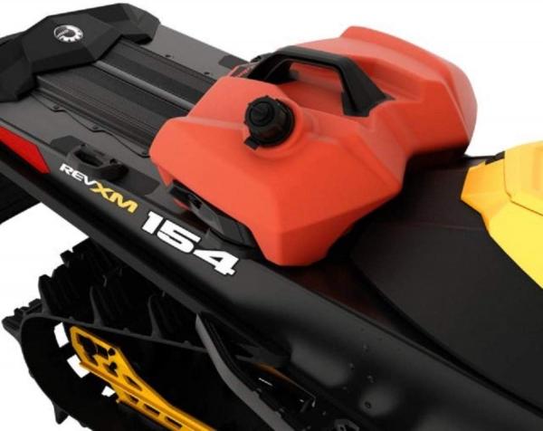 Canistră combustibil LinQ pentru snowmobile 0