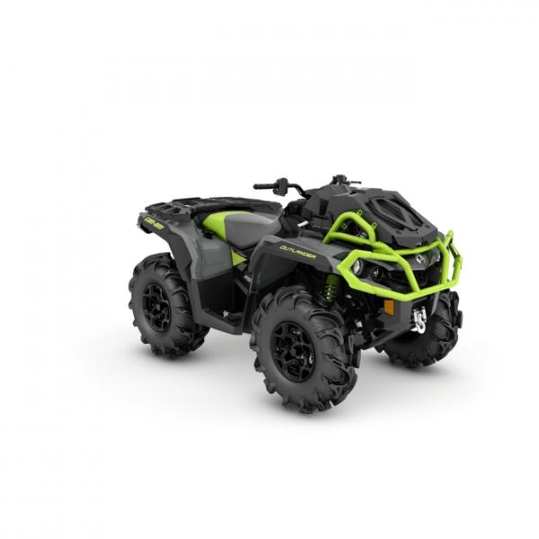 Outlander XMR 650 INT 2021 0