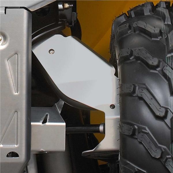 Protectie Aluminiu Diferential Spate  G2 0