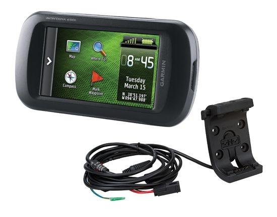 GPS Garmin MONTANA 680T 0