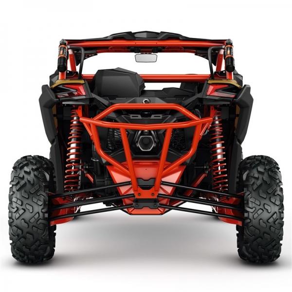 Bulbar  Spate Maveric X3  LSR Racing - Rosu 0